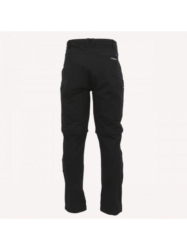 Sóli zip off pants zadní část