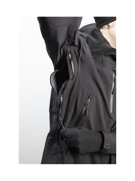 Expedition jacket detail