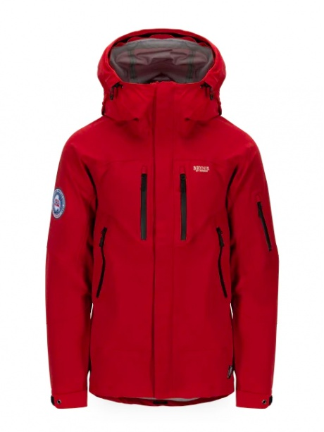 Expedition Jacket red