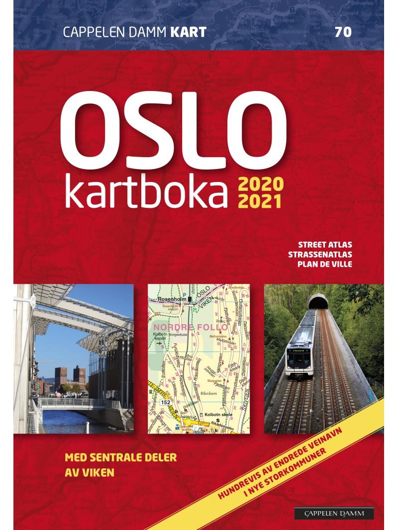 Oslo kartboka