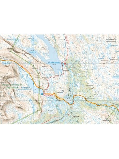 Stjordal-Sylan detail