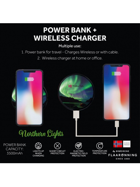 powerbanka + nabíječka