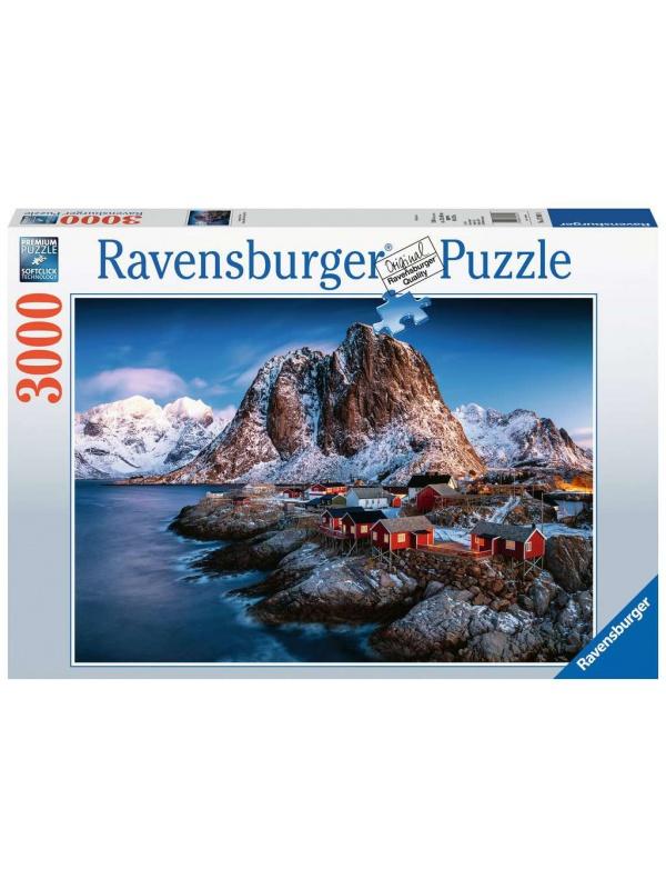 Lofoty 3000 dílků - puzzle