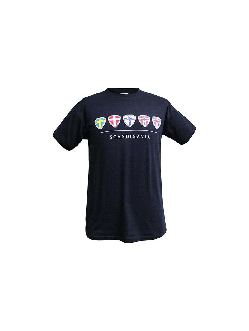 tričko Švédsko
