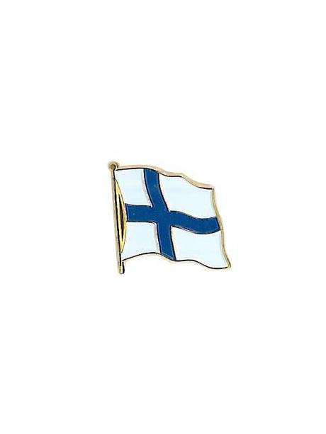 Odznak s vlajkou