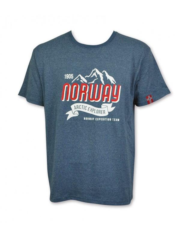 Pánské triko Arctic Explorer Norway