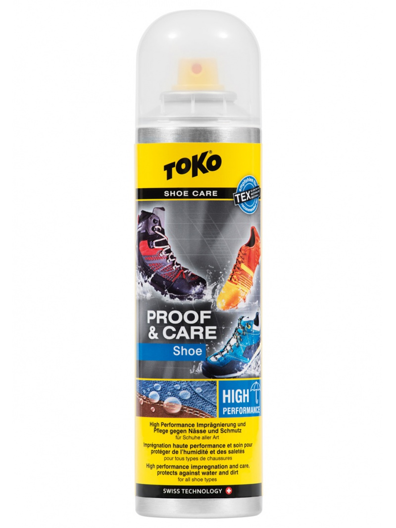 Toko Shoe PROOF