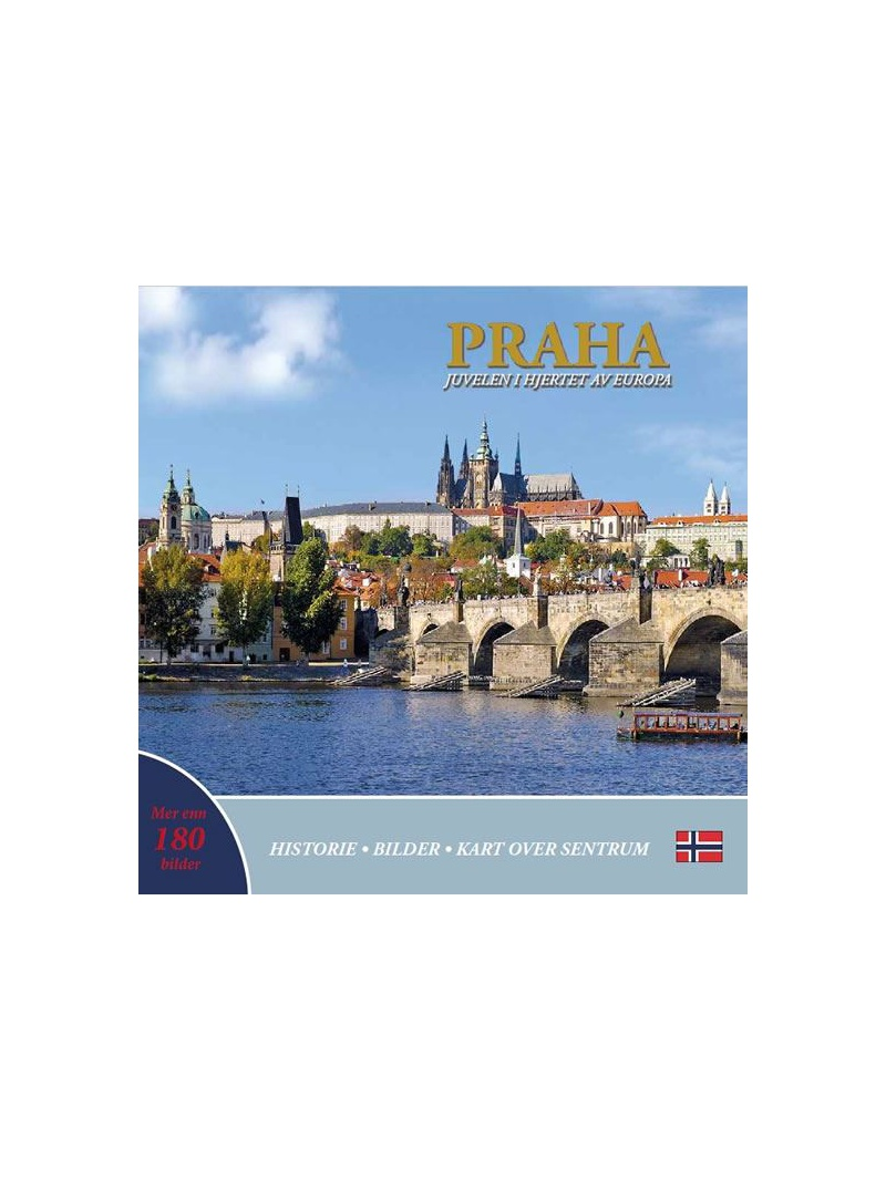 Praha - Klenot v srdci Evropy