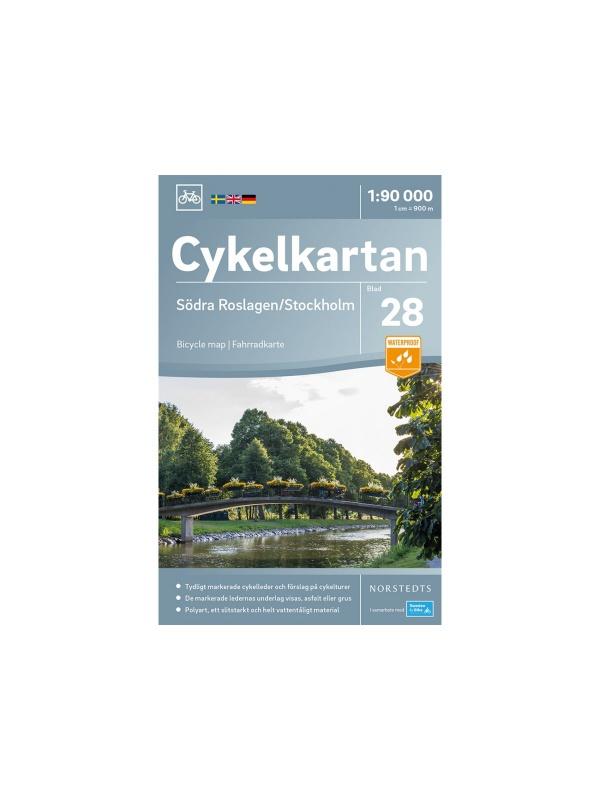 Cykelkartan 28