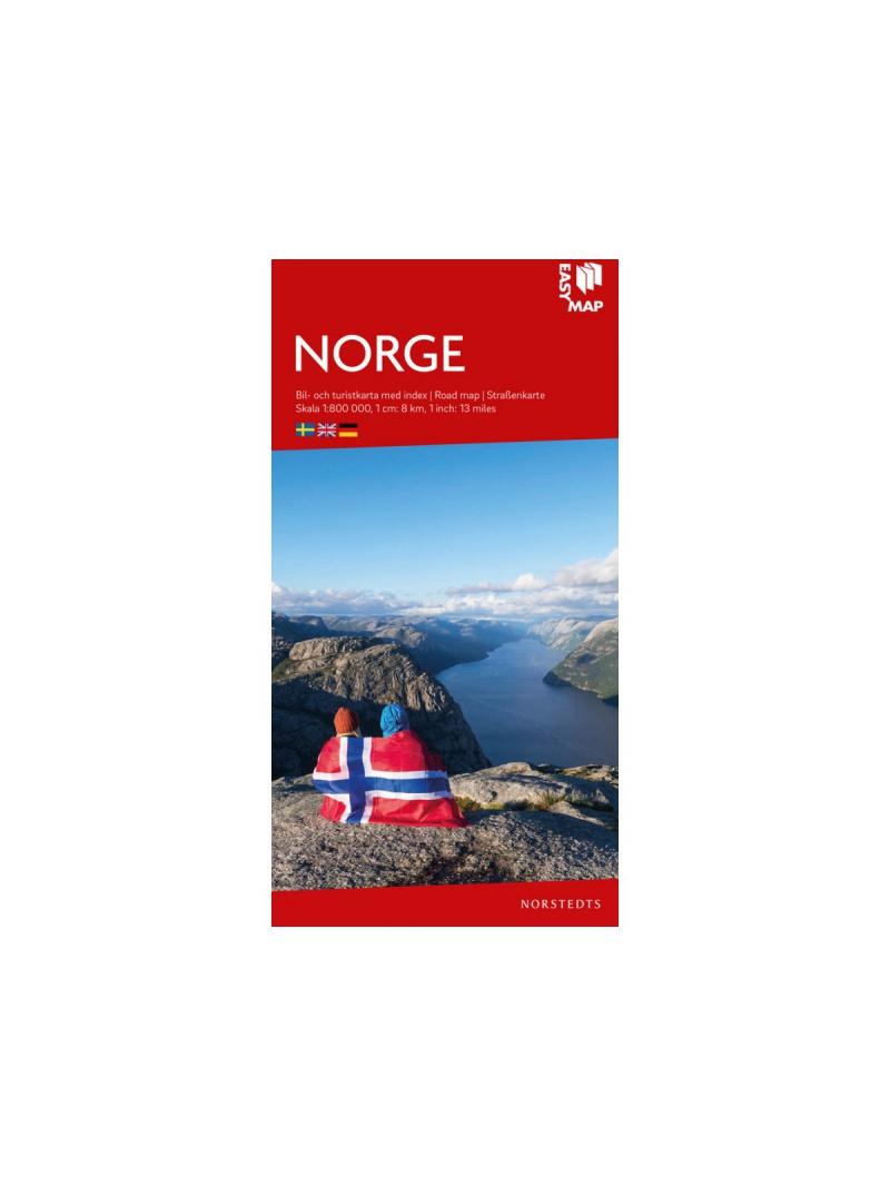 Norsko mopa