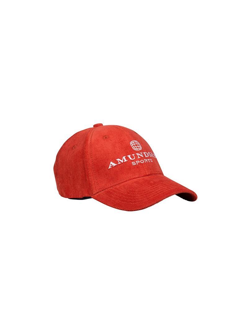 Kšiltovka Amundsen Concord red