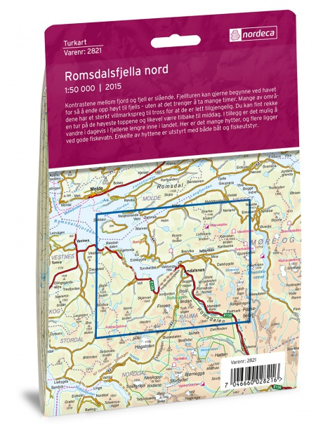 Romsdalsfjella Nord
