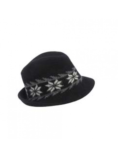 klobouk Norlender černý