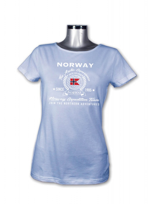 Dámské triko Arctic Explorer Norway