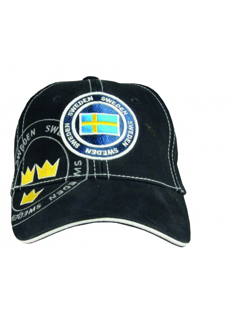 Kšiltovka Sweden