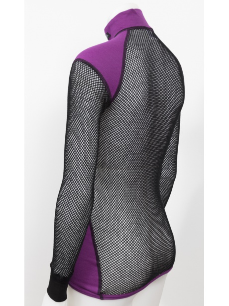 Wool Thermo Violet bok
