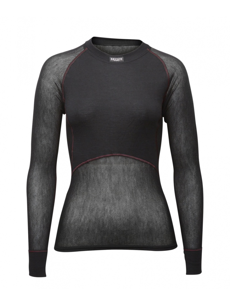 Wool Thermo black