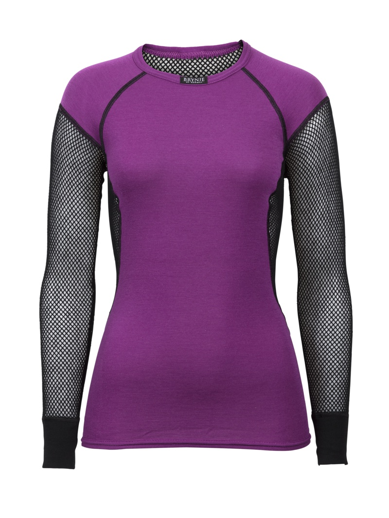 Wool Thermo Violet