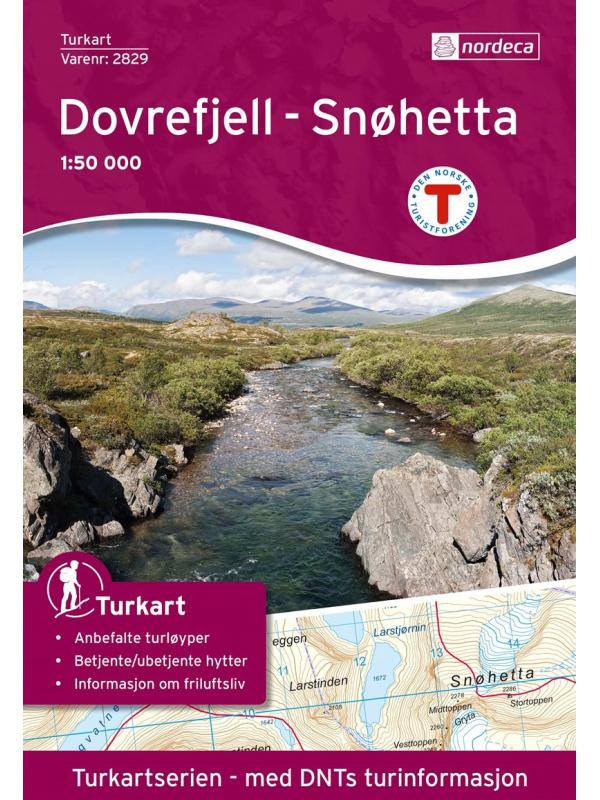 Dovrefjell Snohetta - prehled