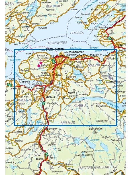 Trondheim přehled