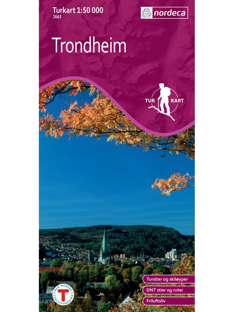 Trondheim - prehled