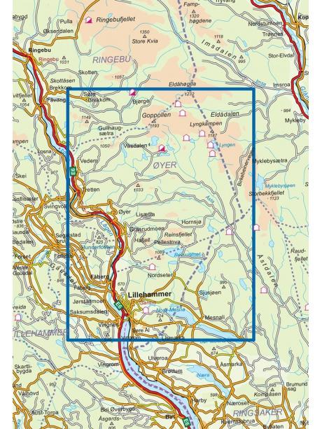 Oyer - Lillehammer - prehled