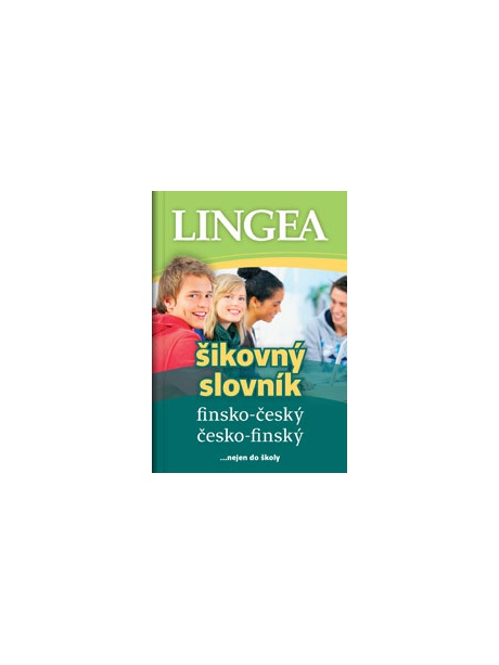 Finsko - český slovník