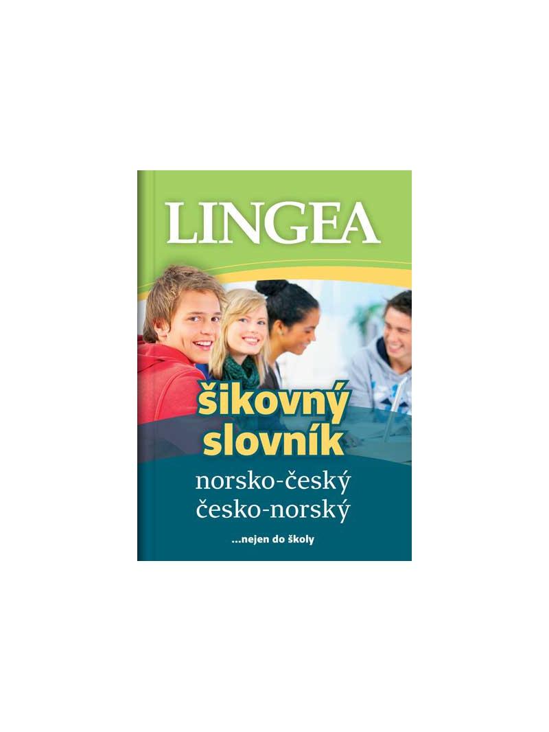 Norsko - český slovník