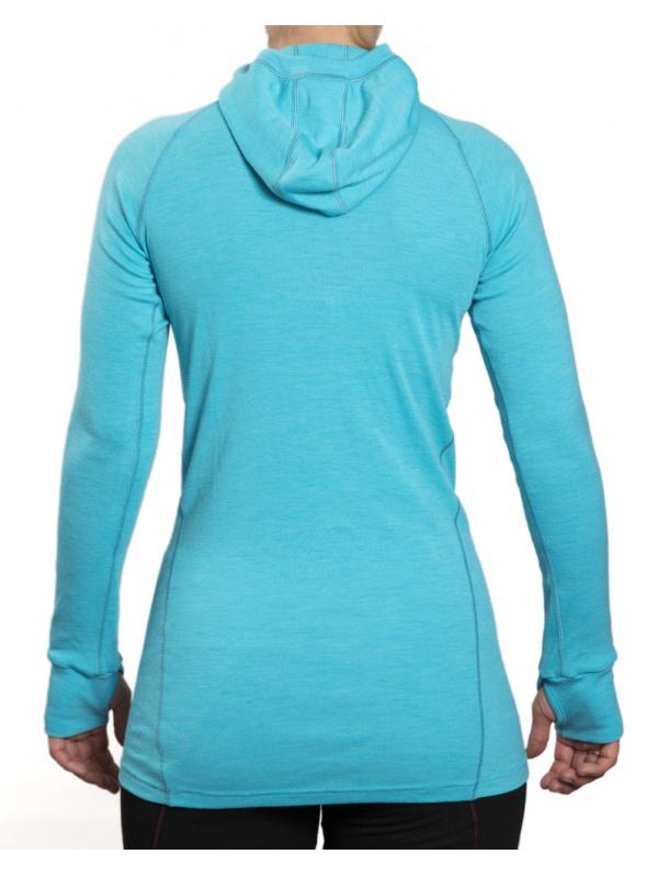 Classic Wool Hoodes sweater - záda