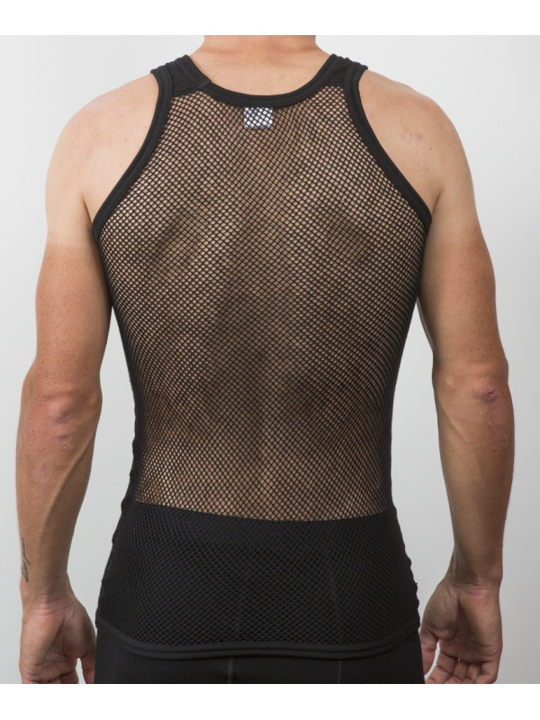 Wool Thermo A-Shirt záda