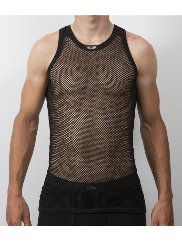 Wool Thermo A-Shirt