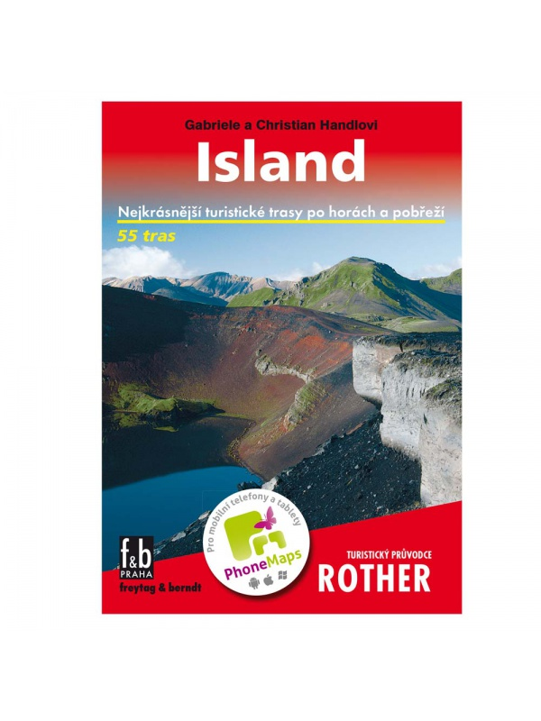 Island průvodce