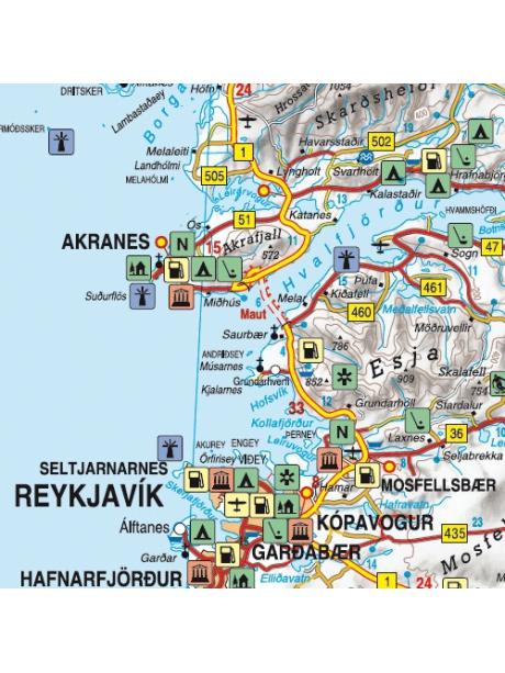 Island - ukázka