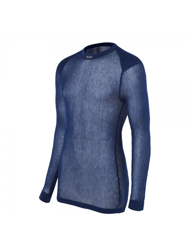 Wool Thermo FR navy