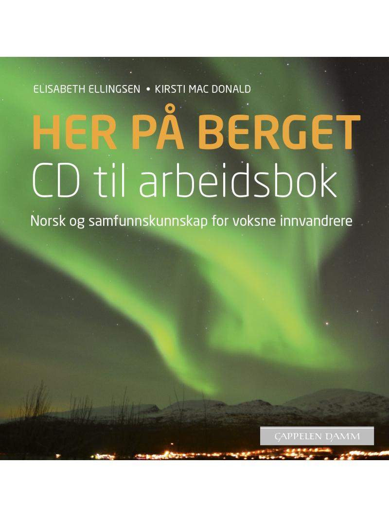CD k pracovnímu sešitu Her pa berget