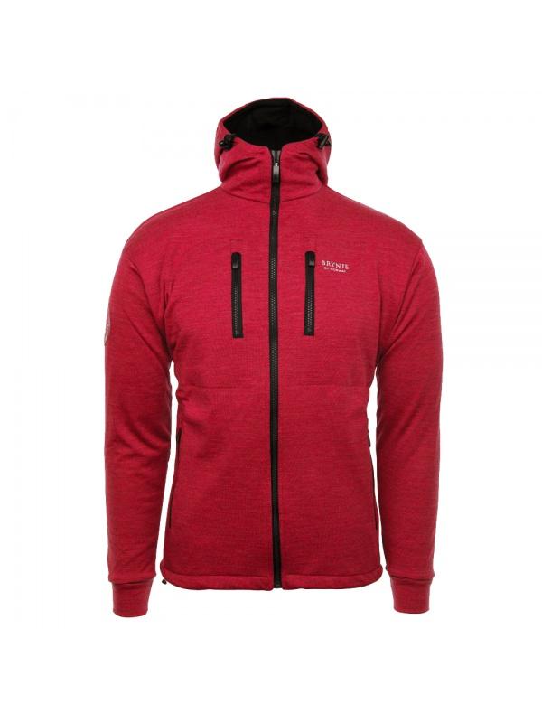 Antarctic s kapucí červená