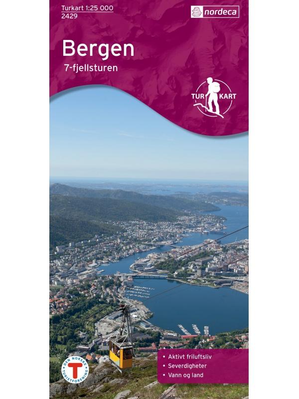 Bergen - 7 fjellsturen