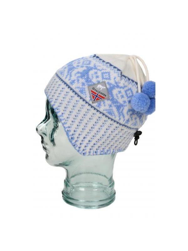 čepice Tyrihans dětská, modrá