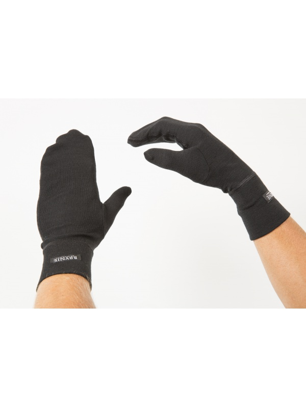 Classic Wool Mittens ruce