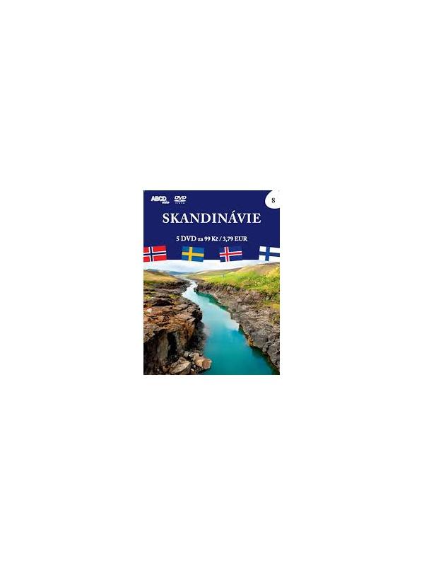 DVD Skandinávie
