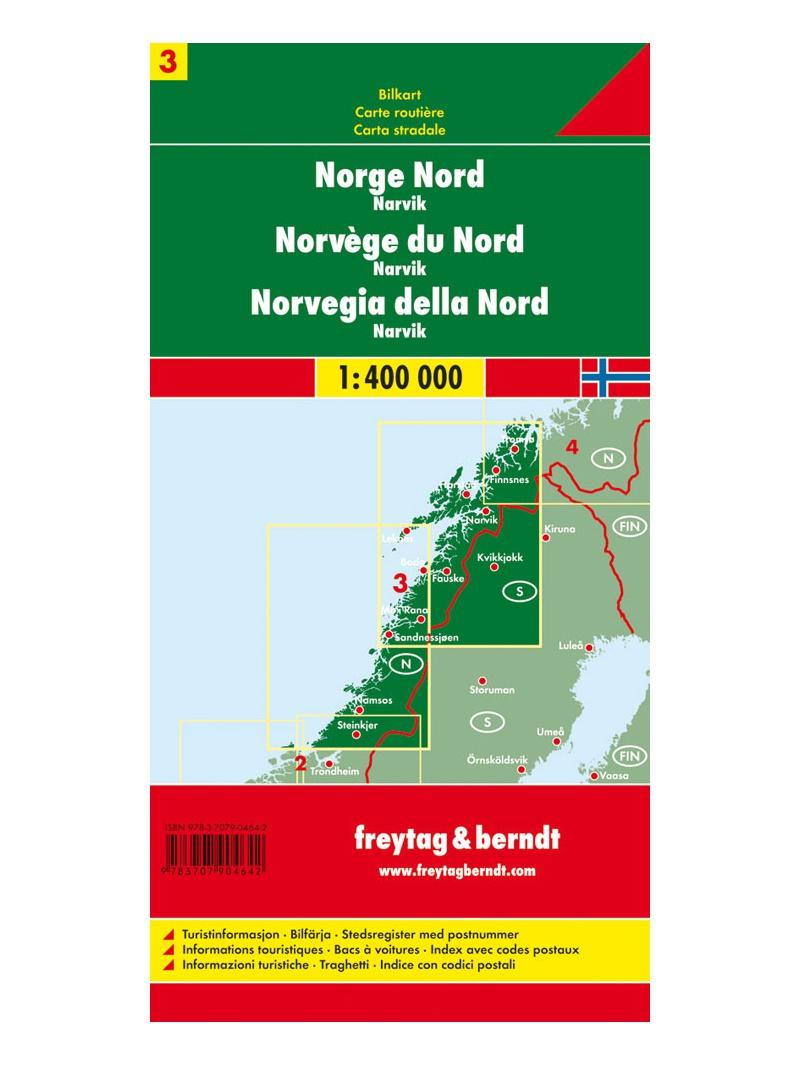 Norsko 3