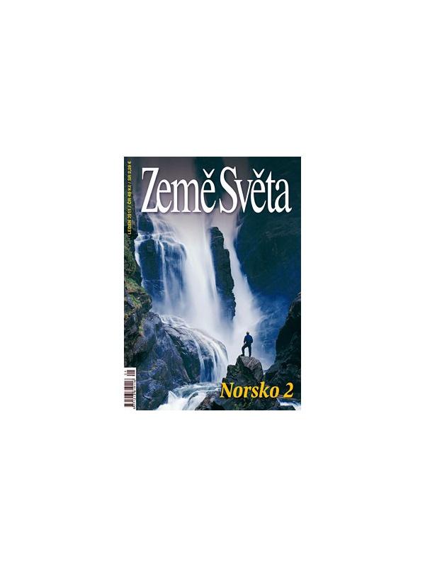 Časopis Země světa - Norsko 2