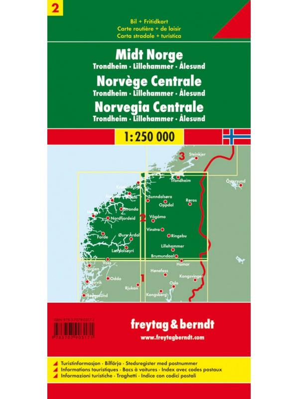 Norsko 2 - obal