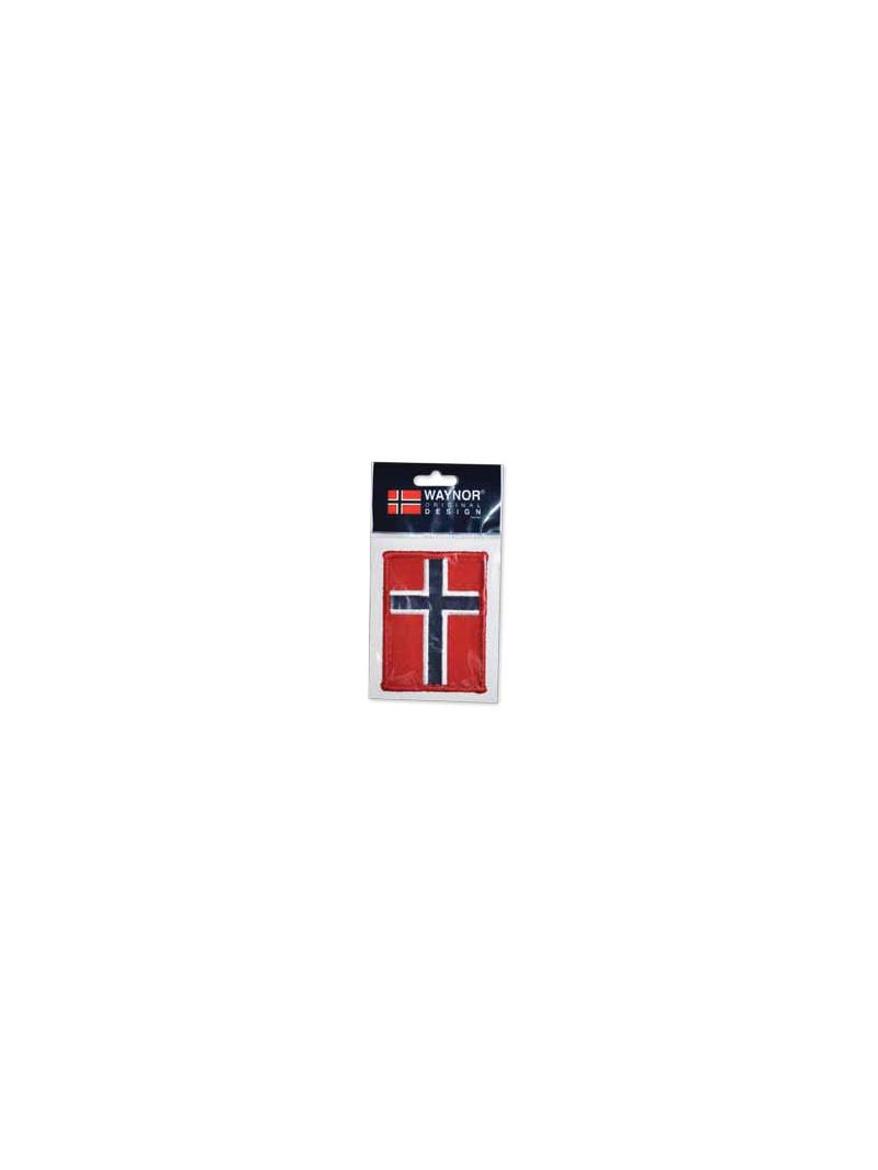 Nášivka norské vlajky