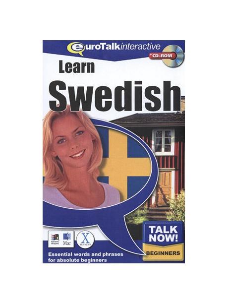 Talk Now - švédština