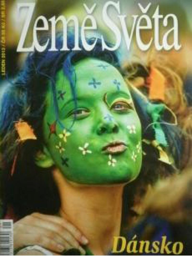 Časopis Země světa - Dánsko