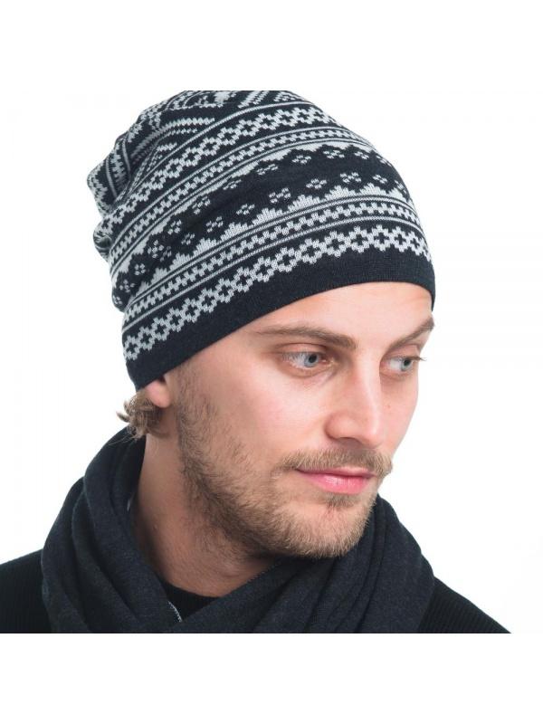 čepice Vrikke Hovden model