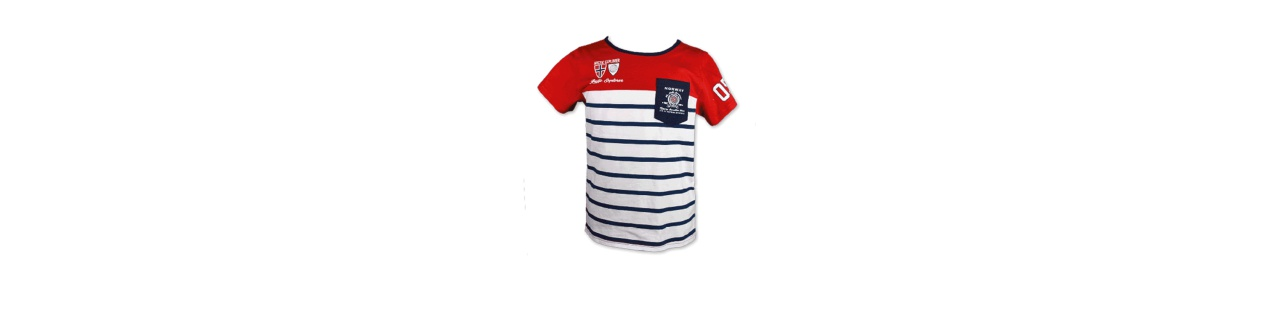 Children's t-shirts and points