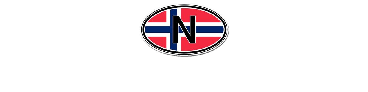 Norsko 1:75 000