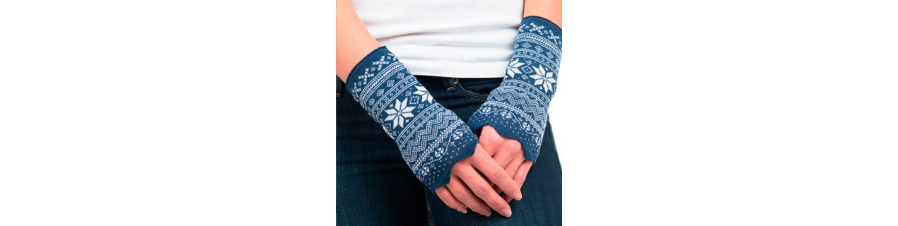 Gloves and armbands